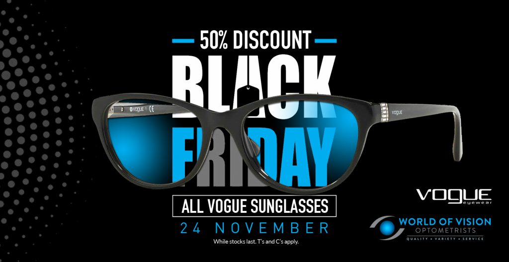 World of Vision Black Friday