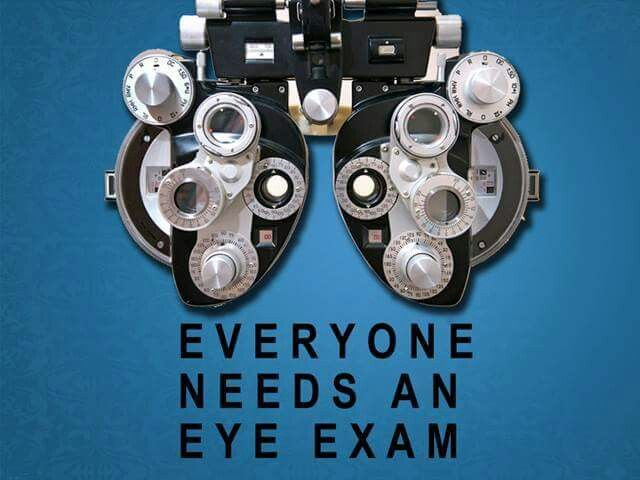 Why you should see your optometrist before the end of the year