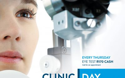 Every Thursday is Clinic Day at World of Vision