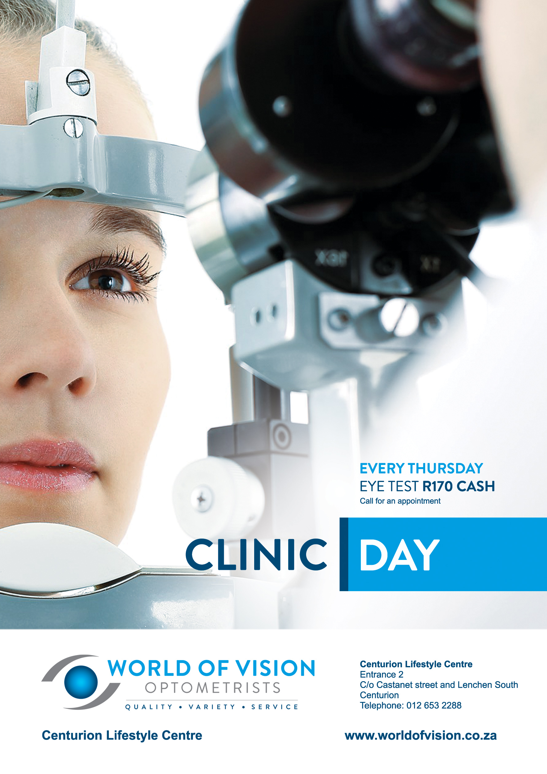 Clinic day