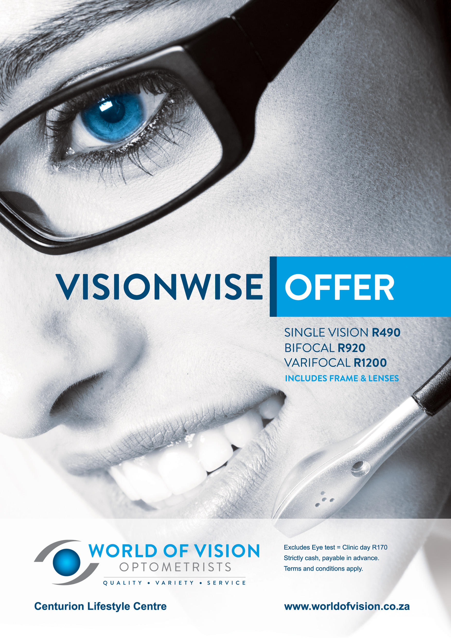 WOV Vision Wise Offer