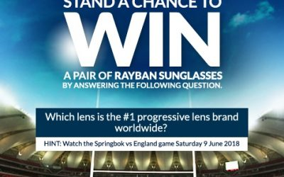 Competition Time – Stand a chance to win a pair of Ray Ban sunglasses!