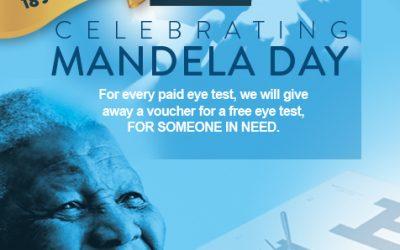 Nelson Mandela Day Celebration