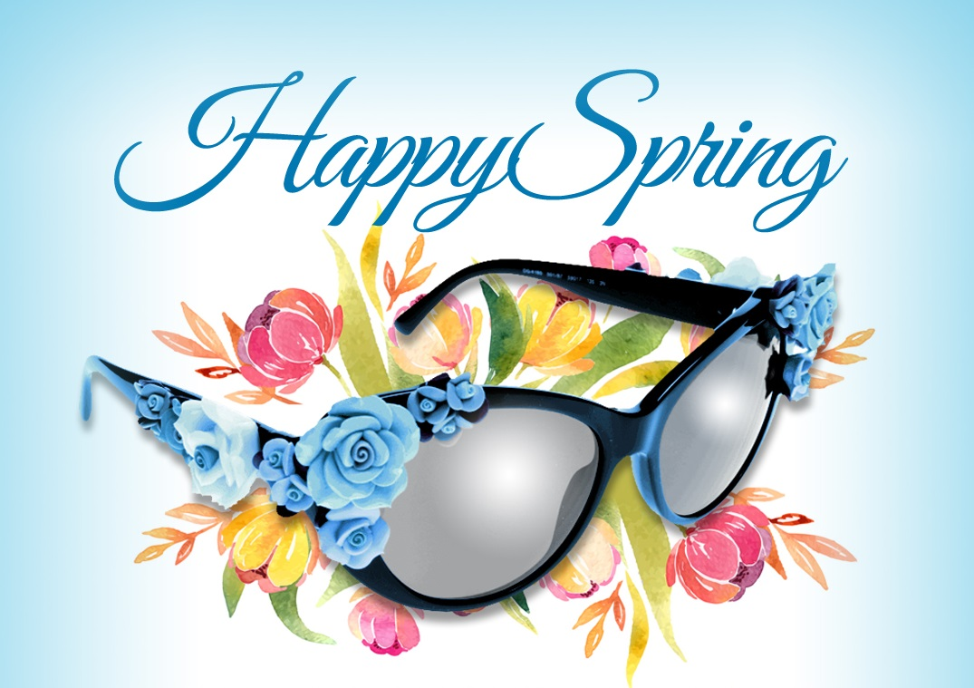 Happy Spring - World of Vision