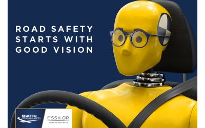 Road safety starts with good vision
