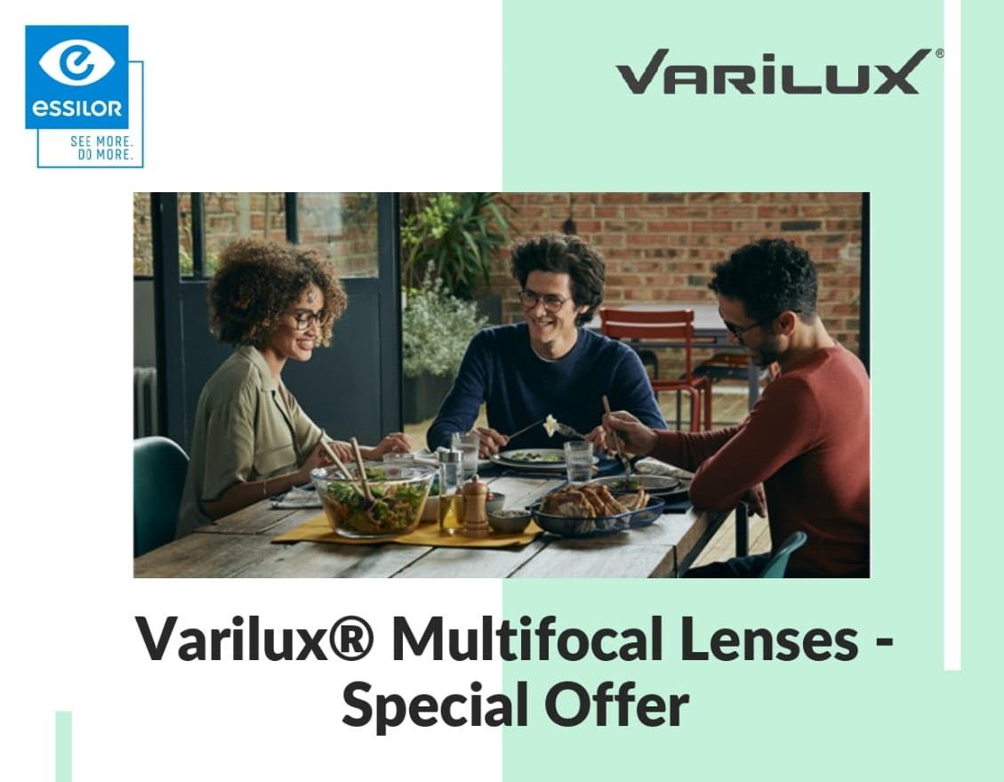 Varilux Multifocal Lens Offer
